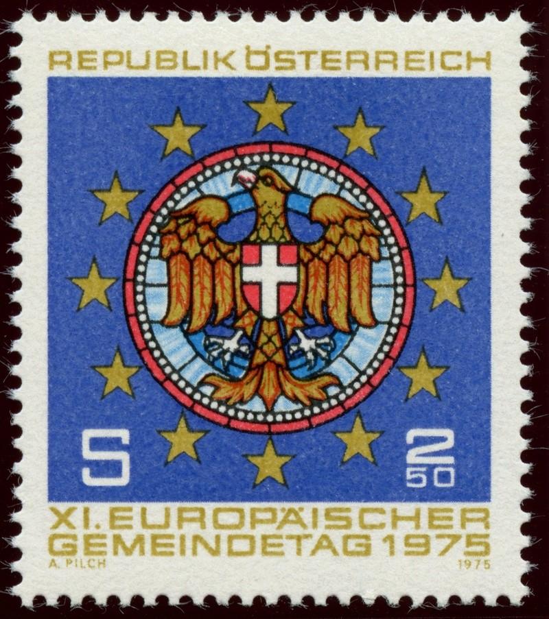 Österreich, Briefmarken der Jahre 1975 - 1979 Ank_1514