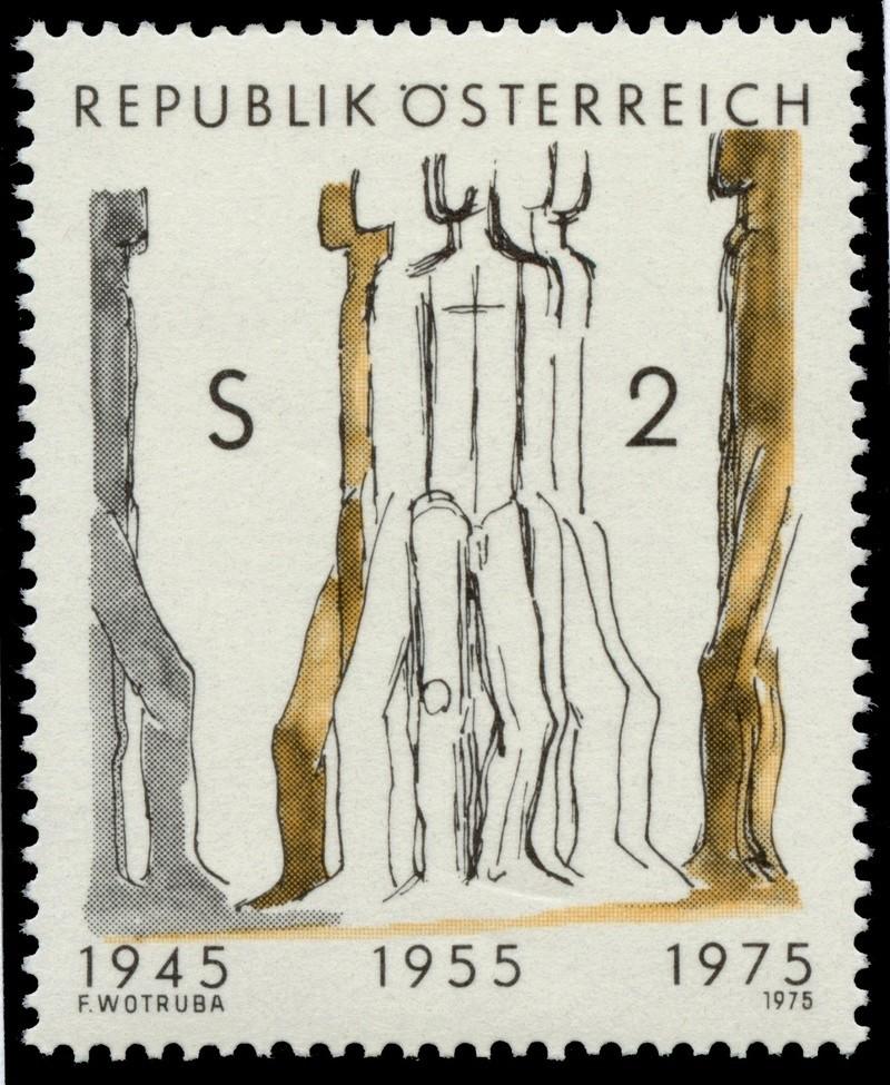 Österreich, Briefmarken der Jahre 1975 - 1979 Ank_1515