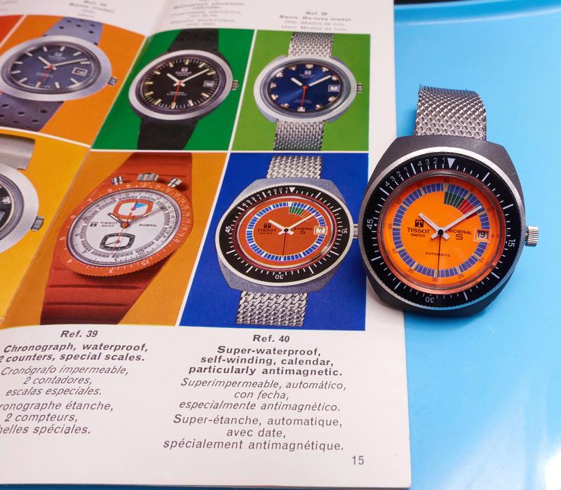 Breitling - Montres, publicités, catalogues vintages, marions-les ! - Page 4 Sidera15