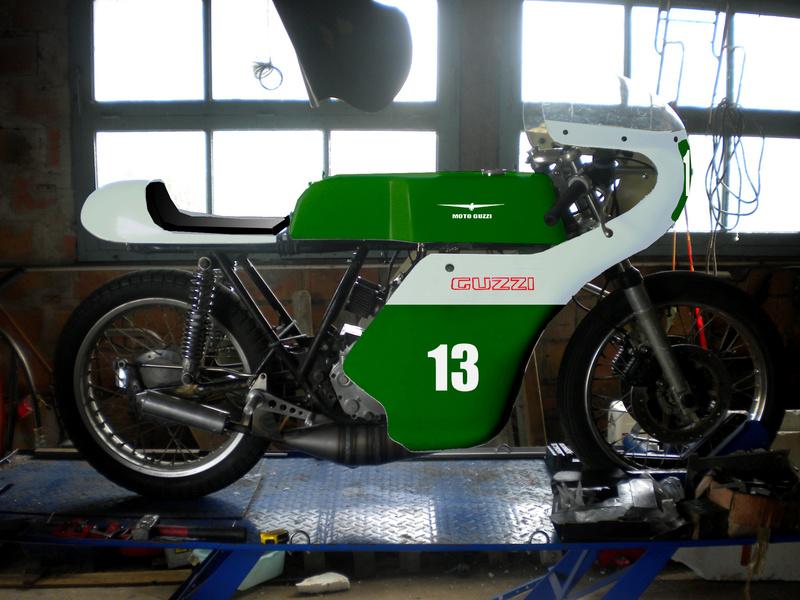 Guzzi 250 corsa - Page 5 Benell10