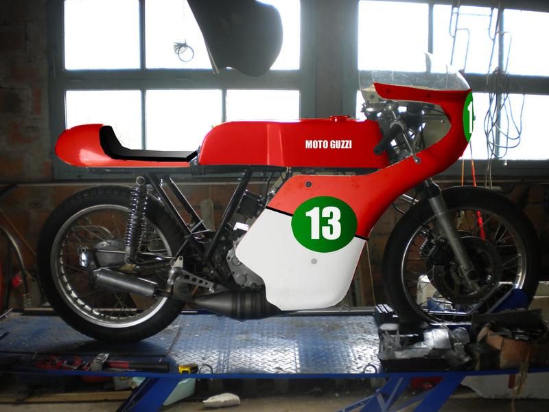 Guzzi 250 corsa - Page 4 Dec1410