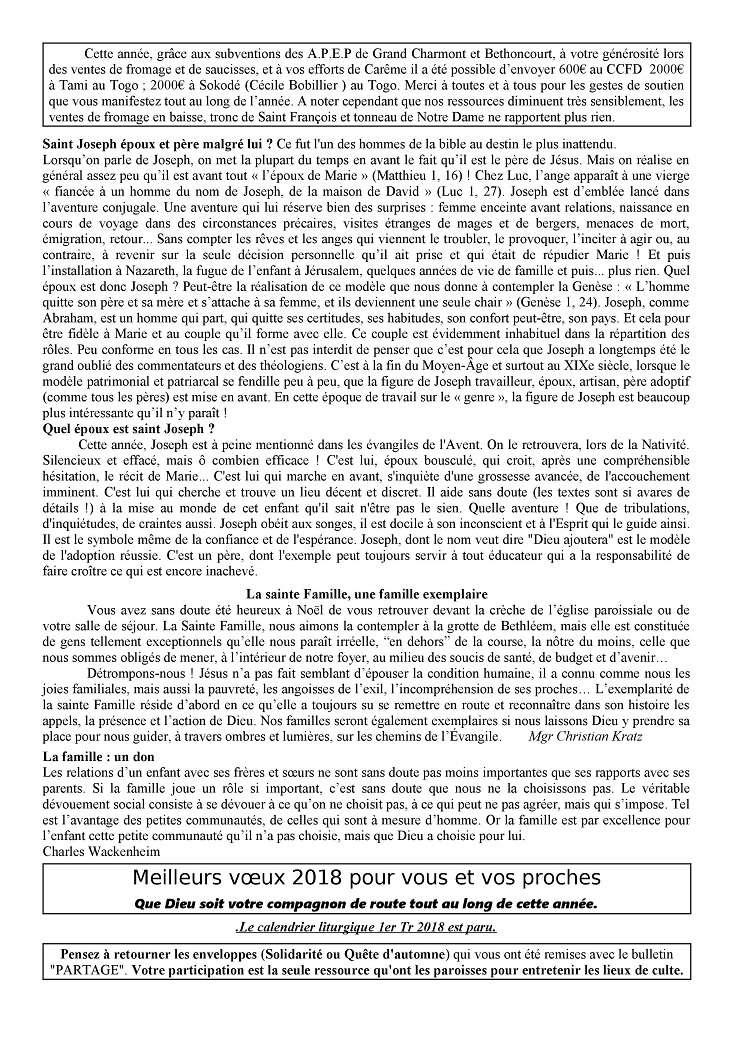 Trait d'union du 31 décembre 2017 Tu171220