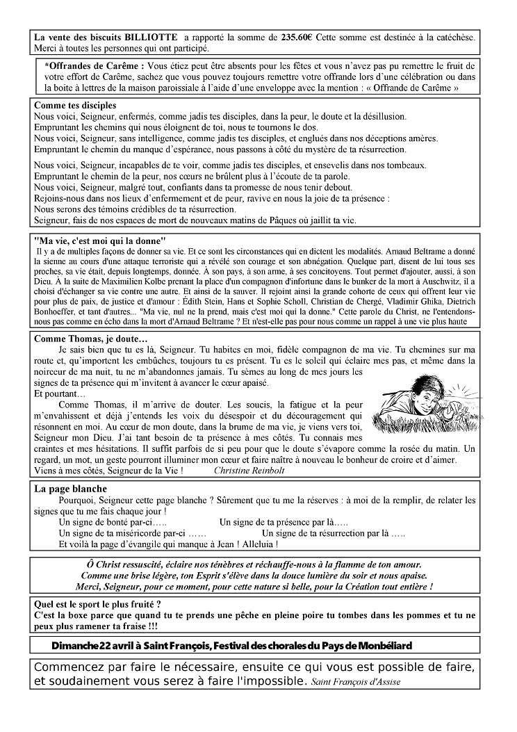 forum Nt Dame de L'Unité - 25 - Portail Tu180413