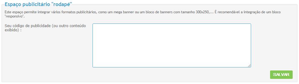 [FAQ] Editar espaço de publicidade (monetização do fórum) Blocko11