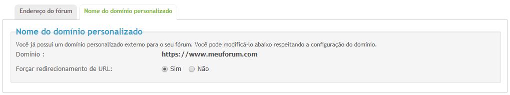 [FAQ] Comprar um domínio personalizado (pela Forumeiros) Domain13