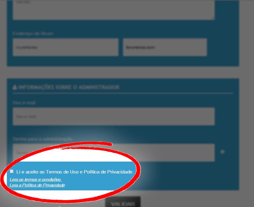 RGPD: Termos de Privacidade para os fóruns Terms-10