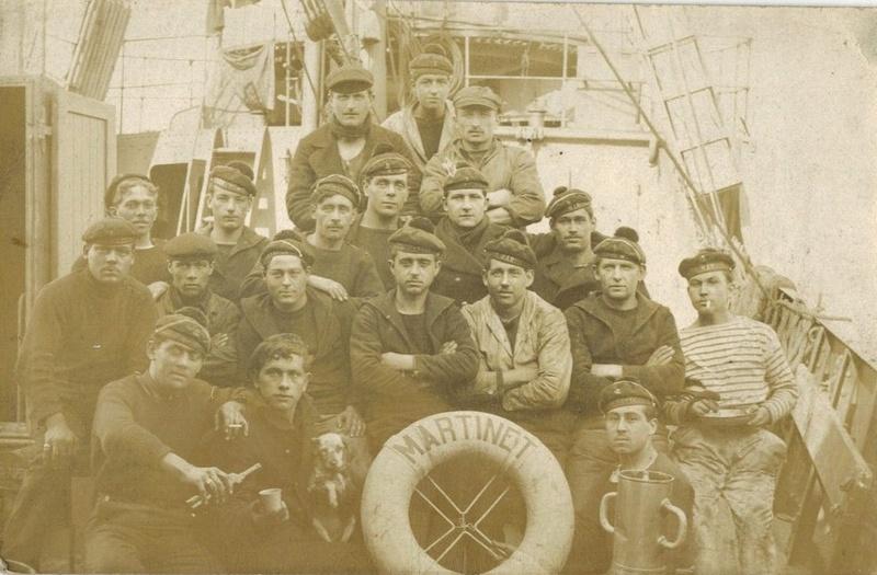 [ Les traditions dans la Marine ] LES MASCOTTES DANS LES UNITÉS DE LA MARINE - Page 32 306_0010