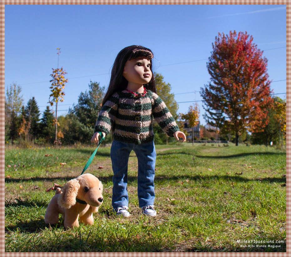 Mes poupées au Canada/USA : 25/06 - p.36   (nettoyage de voiture, balade et question, robe amérindienne, esquimau glacé) - Page 5 Img_0213