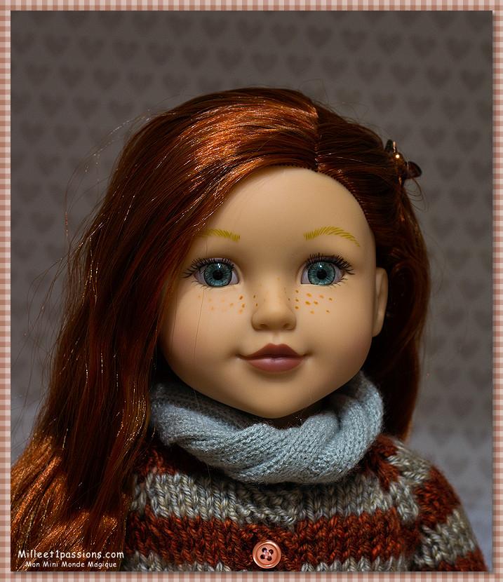 Nouvelle venue parmi mes 18 pouces : une poupée Newberry Img_0622