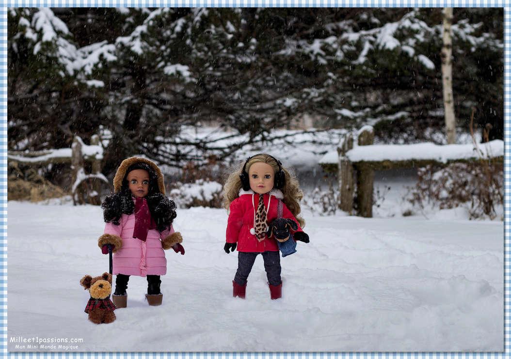 Les aventures de mes Journey Girls et leurs amis ♥♥♥ mise à jour 14/01  - page 15 - Page 13 Img_0825
