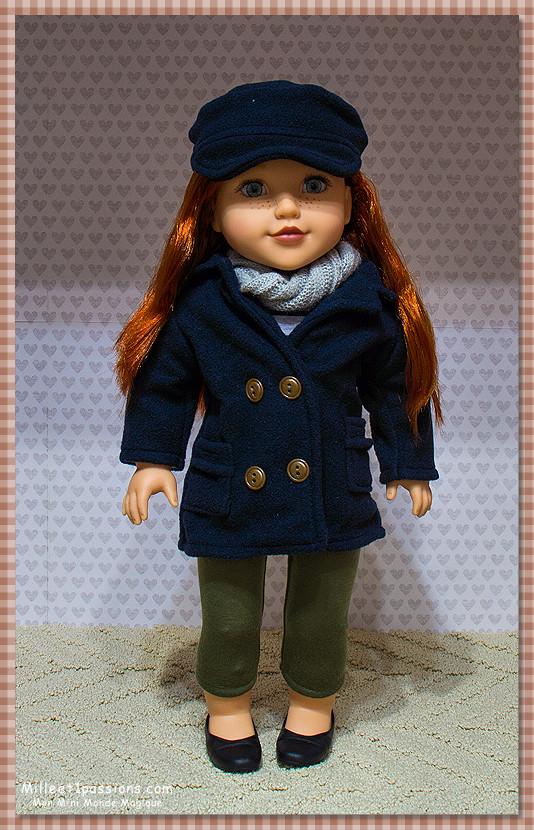Nouvelle venue parmi mes 18 pouces : une poupée Newberry Img_7817