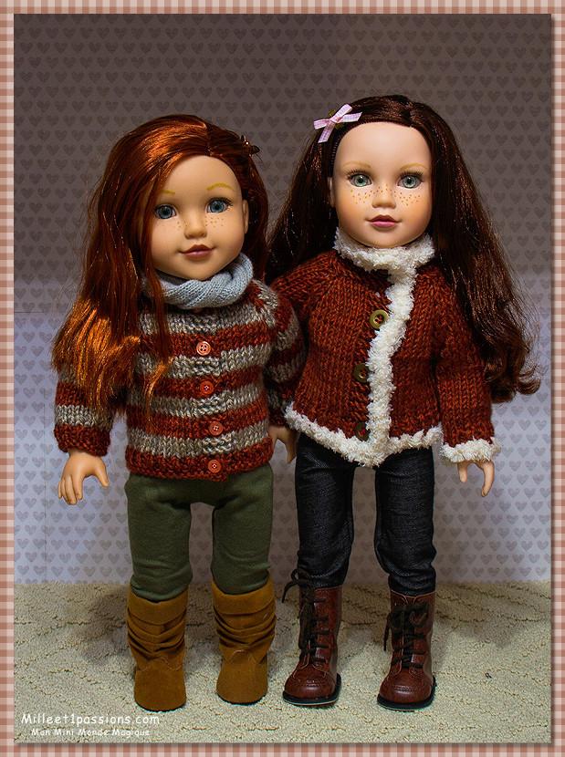 Nouvelle venue parmi mes 18 pouces : une poupée Newberry Img_7820