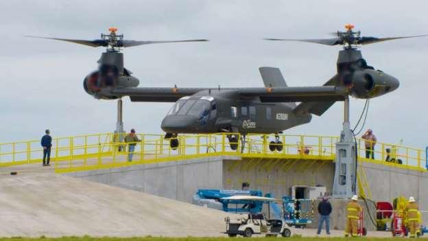 Bell V-280 VALOR El nuevo helicóptero de combate de EEUU 110