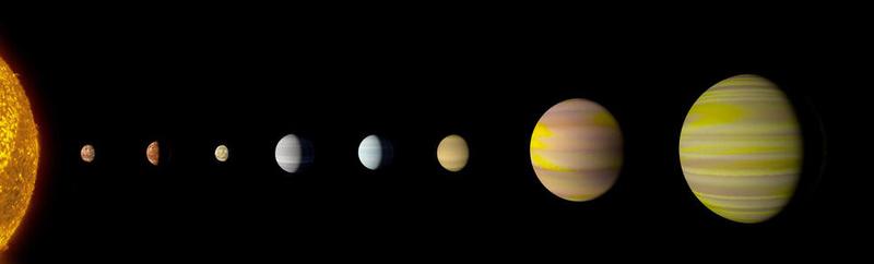La NASA descubre el sistema solar más parecido al de la Tierra 17-09810