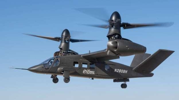 Bell V-280 VALOR El nuevo helicóptero de combate de EEUU 310