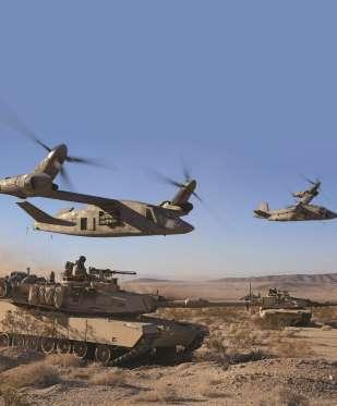 Bell V-280 VALOR El nuevo helicóptero de combate de EEUU 510