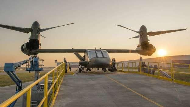Bell V-280 VALOR El nuevo helicóptero de combate de EEUU 610