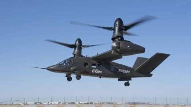 Bell V-280 VALOR El nuevo helicóptero de combate de EEUU 910