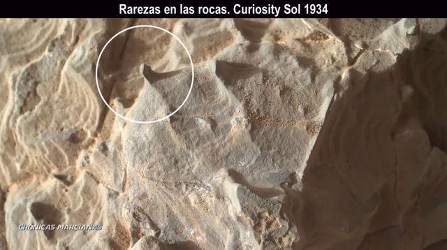 Ultimas fotos de Marte 18 Enero 2018 Mars_710