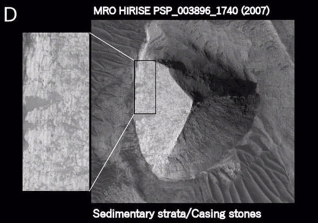 Estructura artificial en Marte.¿Pirámide? Pirami10