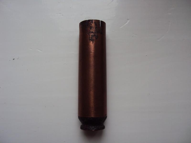 Douille munition allemande non identifiée Dsc07012