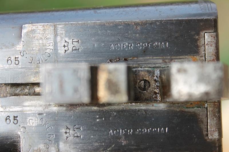 Recherche marque de ce fusil Boris210