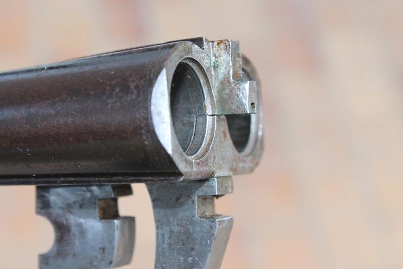Recherche marque de ce fusil Boris310