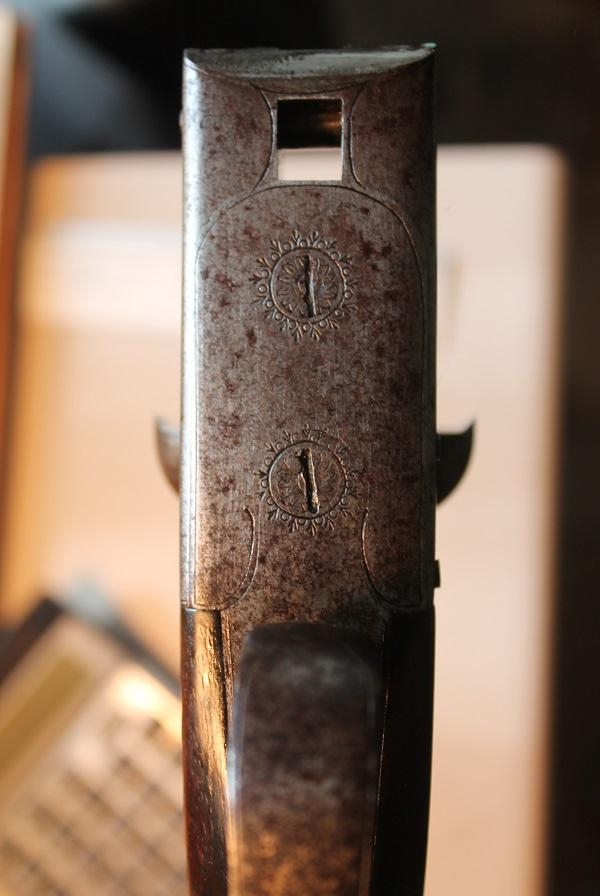 Recherche marque de ce fusil Boris410