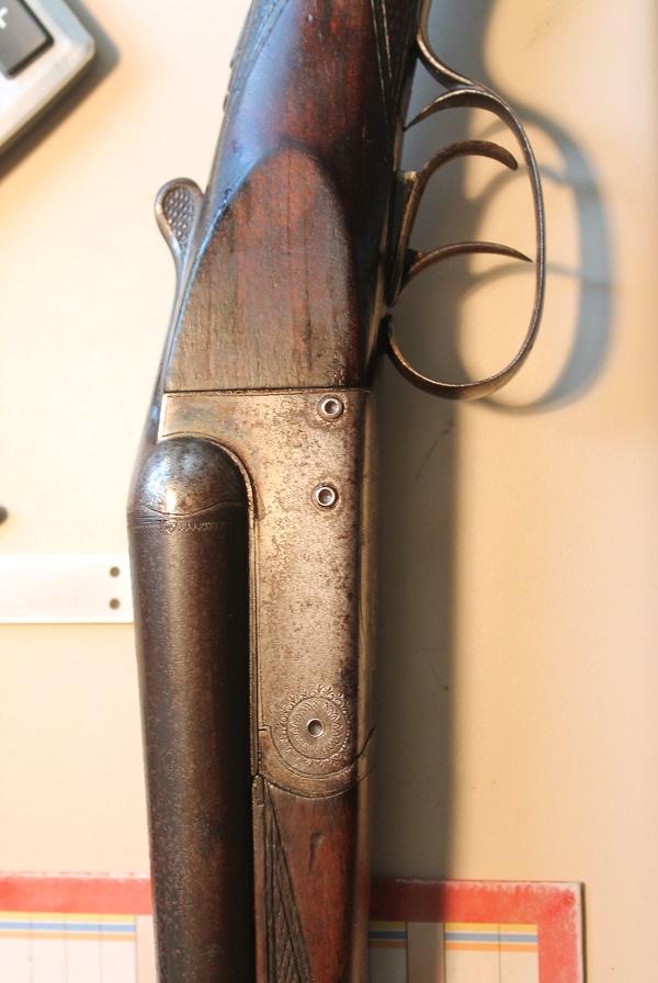 Recherche marque de ce fusil Boris610