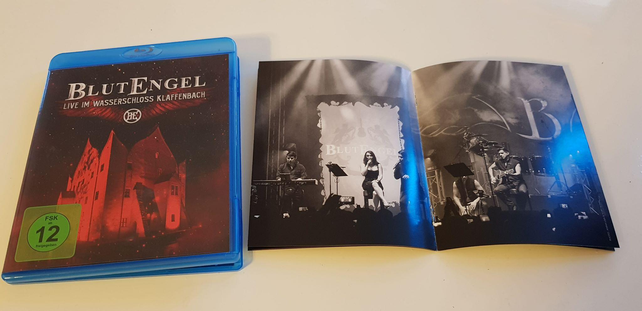 """Nouveau DVD CD Blu-Ray live """"Blutengel - Live im Wasserschloss Klaffenbach """" 33619910"""
