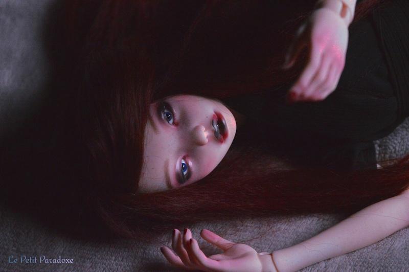 [Yuki Yukidoll] Zinaïda <3 nouveaux yeux Enchanted Doll Photos18