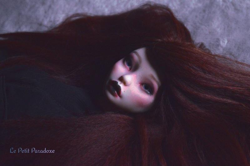 [Yuki Yukidoll] Zinaïda <3 nouveaux yeux Enchanted Doll Photos19