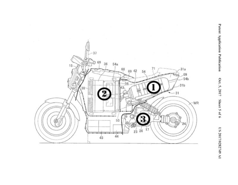 HONDA TRAVAILLE SUR UNE PILE À COMBUSTIBLE !! (et Voxan nous manque !) Honda-11