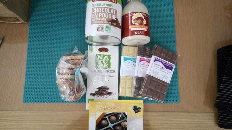 photos - Mini SWAP : Tout chocolat ! [3/3 photos postées] 23319410