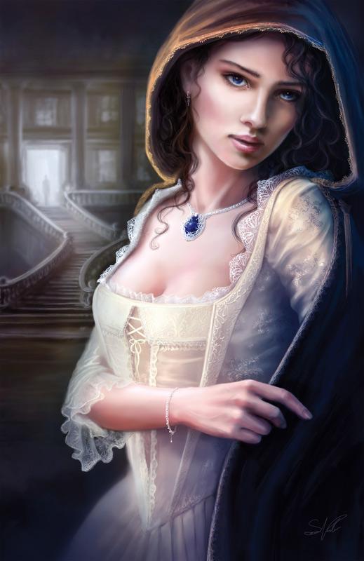 Episode 2 - Les secrets de Lord Boone Rose11