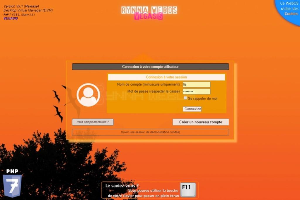 projet - [Rynna WebOS natif] Projet mini-WebOS by AlgoStep Company ! - Page 9 Sn110