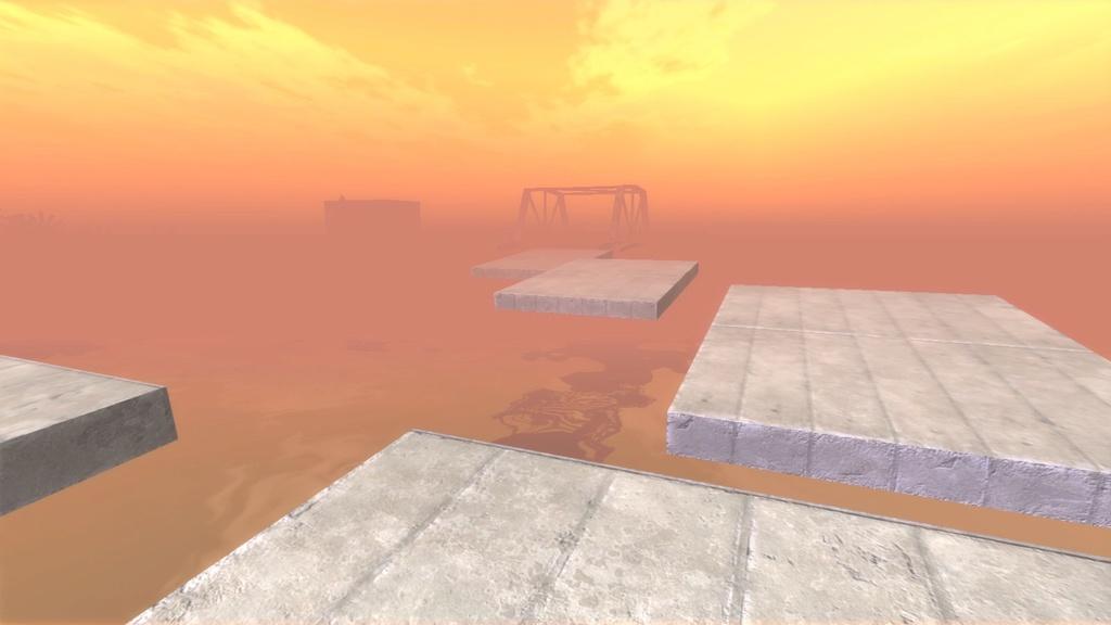 [MINI JEU 3D] River Dock - Jeu de parcours Snapsh30