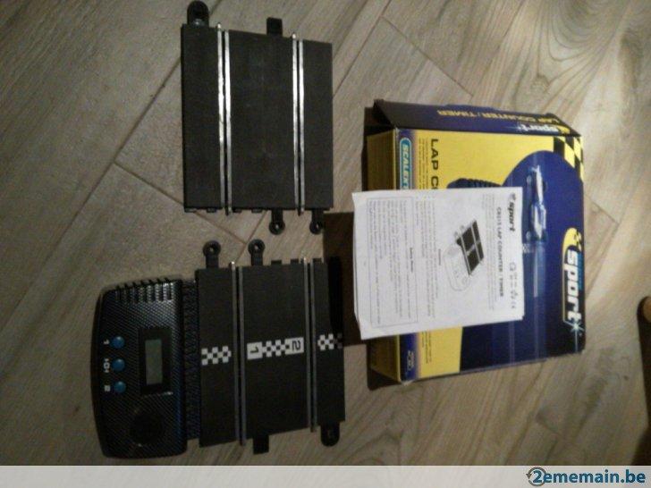 Bonjour, je vends différents set et éléments scalextric : à emporter!! 37591611