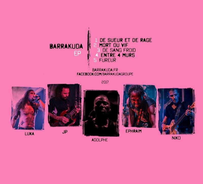 Le Nouvel EP de BARRAKUDA arrive bientôt. 26171910