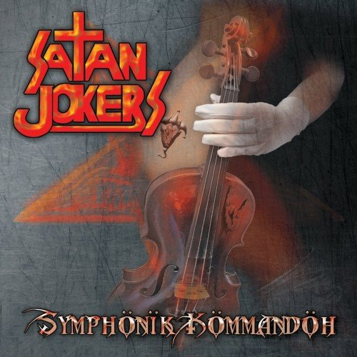 "Satan Jokers album symphonique ""fevrier 2018"" 26230210"