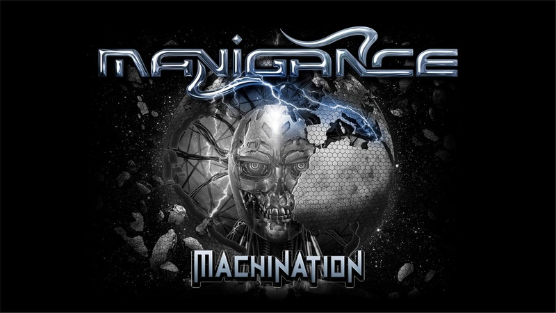 "MANIGANCE "" Machine Nation "" (FEV 2018) 26232010"