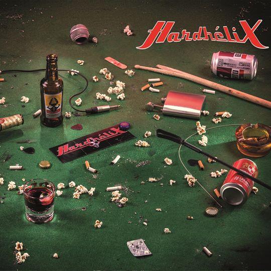 """HARDHELIX """"EP 6 titres"""" 2018 hard heavy 31533110"""