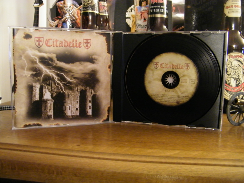 CITADELLE Citadelle [EP] (2016) Heavy Metal Lacapelle-Marival Dscf4910