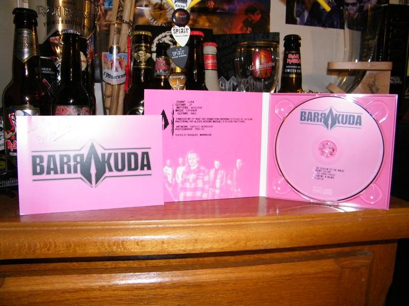 Le Nouvel EP de BARRAKUDA arrive bientôt. Dscf6244