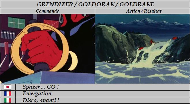 Goldorak : Commandes et Armement. Emerga10