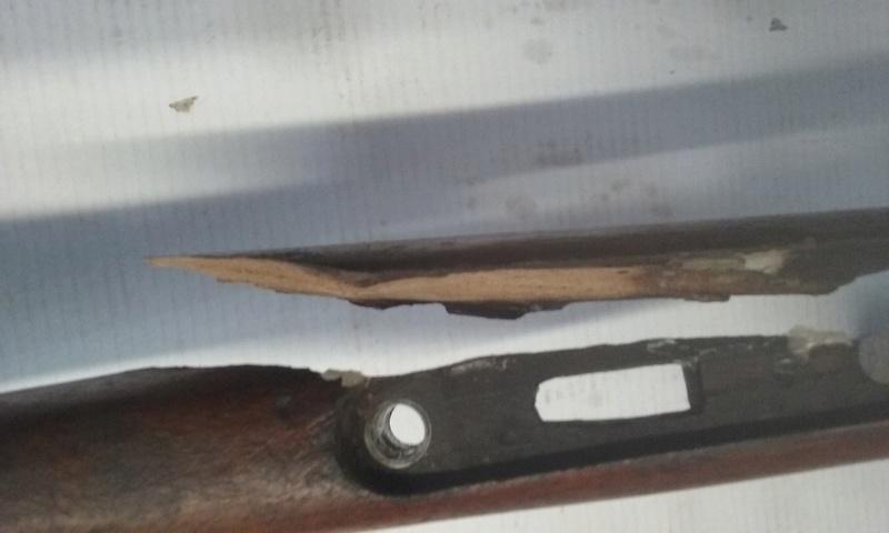 Gewehr 88: crosse cassée 20180410