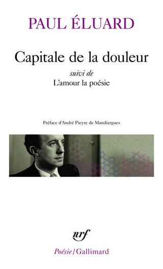 Capitale de la douleur, suivi de L'amour la poésie 00262610