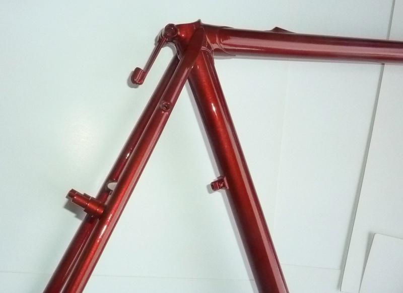 Randonneuse légère, fabrication Bernard Carré P1130110