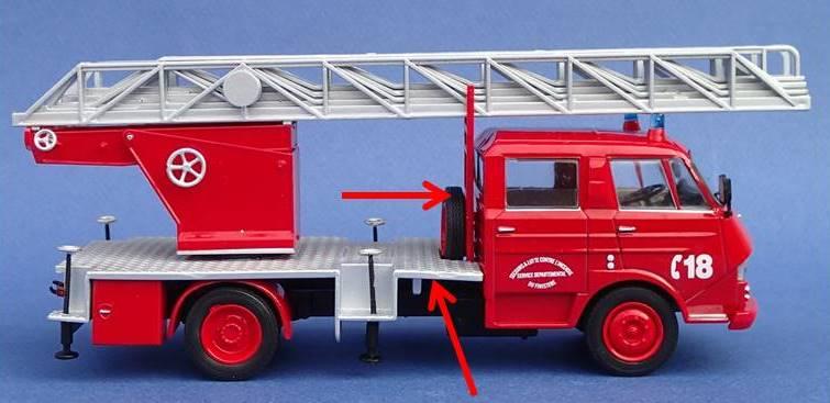 """2011 - Hachette Collections > """"Camions et véhicules de Sapeurs Pompiers au 1/43"""" >> 2014 - Page 2 Citroe10"""