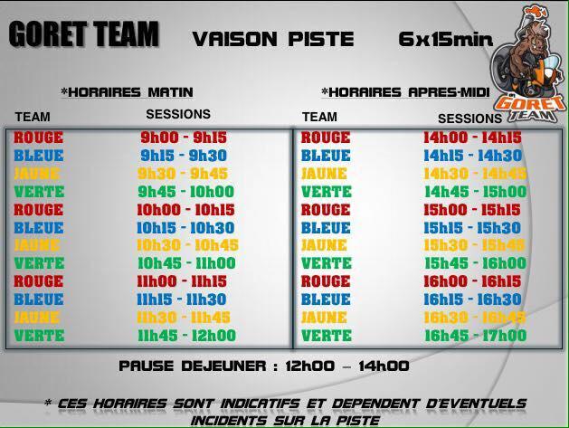 14-15-16 octobre|vaison piste|goret-team|à partir de 89€ Planin10